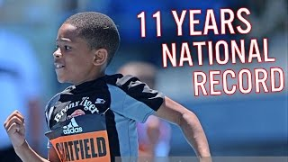The Fastest Kid In The World | U12 ● 2017