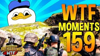 PUBG Funny WTF Moments Highlights Ep 159 (playerunknown