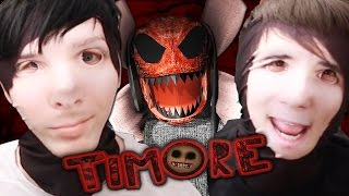 CREEPY DOLL ATTACK - Dan and Phil Play: Timore INFERNO