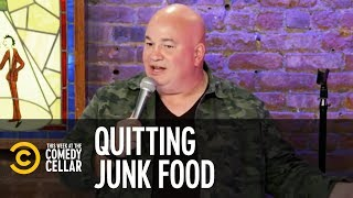 Why Refusing Junk Food Is Even Harder Than Kicking Heroin - This Week at the Comedy Cellar