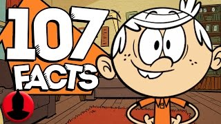 107 The Loud House Facts 107 YOU Should Know (ToonedUp #201)   ChannelFrederator