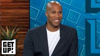 Richard Jefferson reacts to Kawhi Leonard trade to Raptors for DeMar DeRozan   Get Up!   ESPN