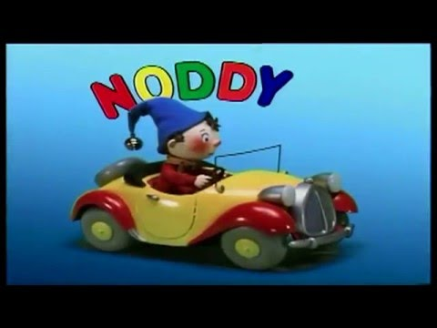 Noddy Theme + Lyrics