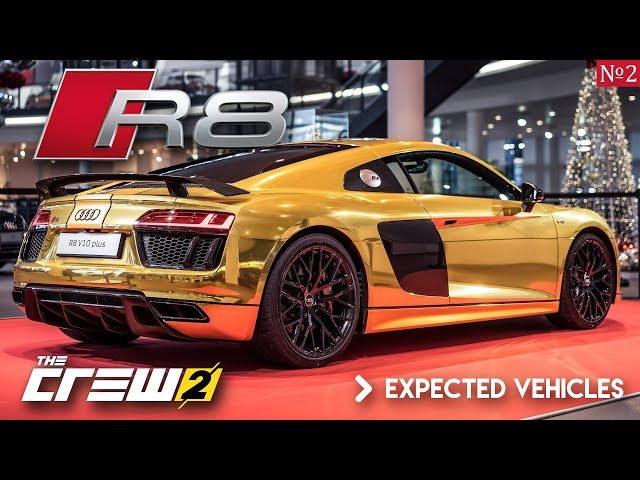THE CREW 2 NEW EXPECTED VEHICLES (70+ CARS, BOATS, PLANES & BIKES)