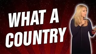 What A Country (Stand Up Comedy)