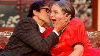 Comedy Nights With Kapil Amitabh Bachchan 5th April 2014 Full Episode