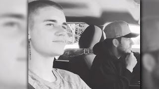 Justin Bieber Sings Old School