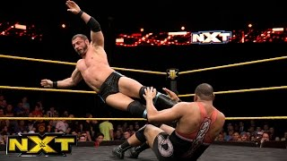 Austin Aries vs. Angelo Dawkins:  WWE NXT, April 13, 2016