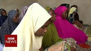Big money for Niger's child brides - BBC News