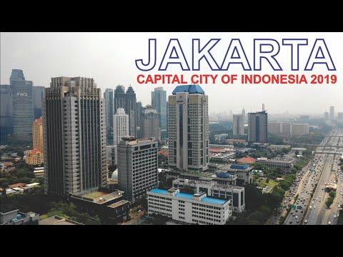 Jakarta 2019 Capital City Of Indonesia