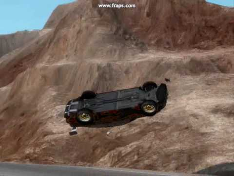 Need For Speed Pro Street Crashes