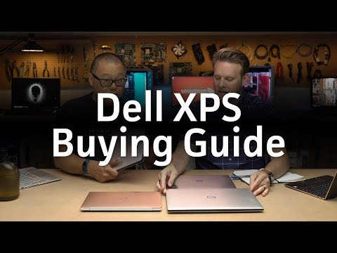 Which Dell XPS is the best for you