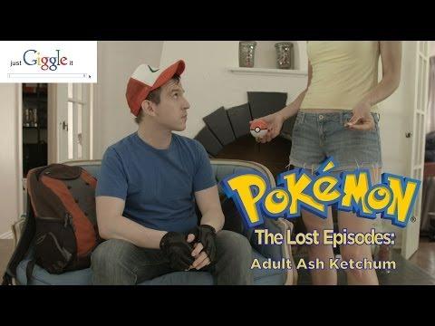 Real Life Pokemon Episode: Adult Ash Ketchum (JGI #35)