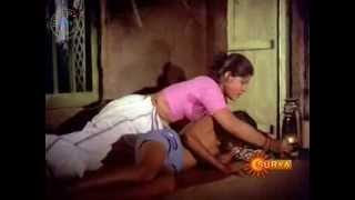 Full Cleavage Show in Bollywood Movie