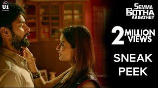 Semma Botha Aagathey - Sneak Peek | Atharvaa | Yuvan Shankar Raja | Badri Venkatesh