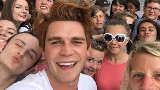 Fans are FURIOUS with Riverdale after KJ Apa Fell Asleep at the Wheel Crashing His Car!