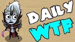 Dota 2 Daily WTF - Vengeful Spirit Trick