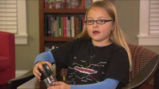 7 year-old girl bullied for being a