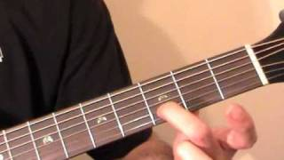 Canon Acoustic Guitar Lesson