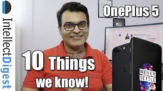 OnePlus 5 Rumors Roundup- 10 Things To Know!