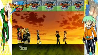 Inazuma Eleven Go Chrono Stone 02 2 2 Audio Español