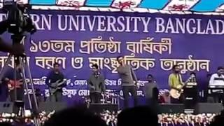 Bindu Ami By Tahsan At Northern University Bangladesh (NUB)