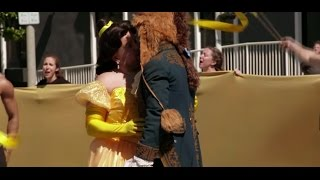 James Corden Plays Belle in Hilarious Beauty and the Beast Parody
