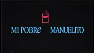 Mi pobre Manuelito