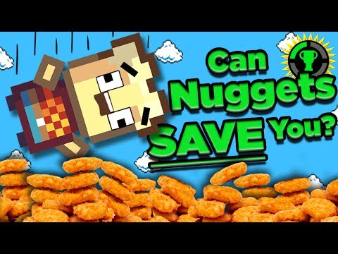 Game Theory Can Chicken Nuggets SAVE YOUR LIFE Kindergarten