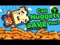 Game Theory: Can Chicken Nuggets SAVE YOUR LIFE?! | Kindergarten