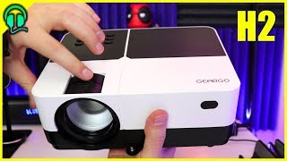 Geargo H2 Amazon Budget Projector Review