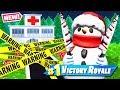 Hospital Murder Mystery *new* Game Mode In Fortnite Battle Royale