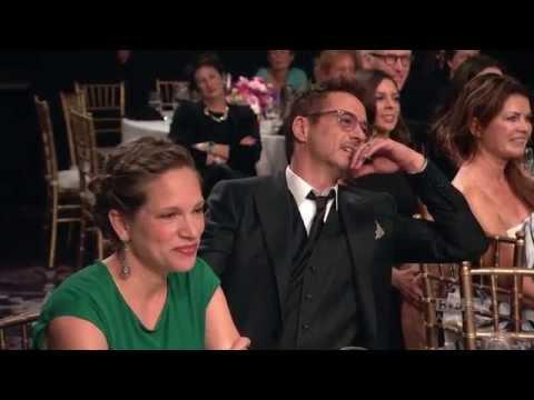 Jamie Foxx Invites Robert Downey Jr. to Daughter s Birthday 2014 Britannia Awards on BBC America
