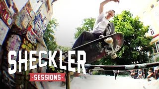 Planes, Trains, and Skateboarding | Sheckler Sessions: S1E5