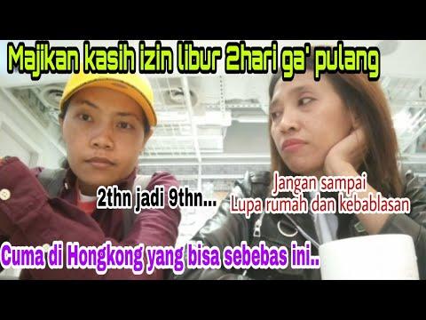 Xxx Mp4 KeEnakan Jadi TKW HONGKONG Males Pulang INDONESIA 3gp Sex