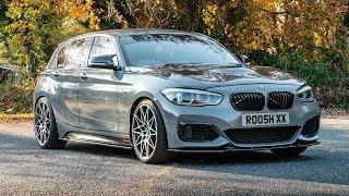 Insane 510BHP *BMW M140i* Meth Injected!