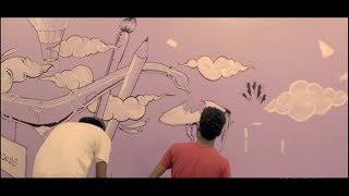 جرافيتي ارت في شركة زوم غرافيكس | graffiti art in zoom graphics