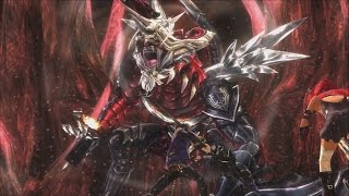 God Eater 2: Rage Burst [PS4]: Caligula Xeno