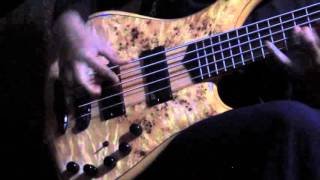 BASS & DRUM VIRTUOSOS :: MOHINI DEY & GERGO BORLAI /// BORDEY /// BassTheWorld.com