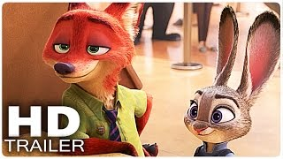 Zootopia Trailer 2 | Disney Movie 2016