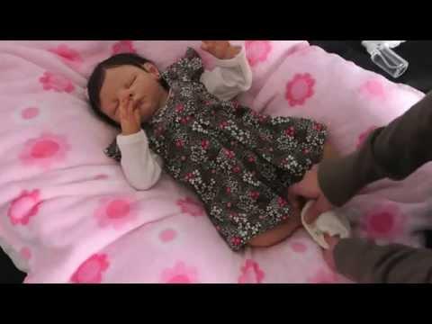 Reborn baby // Bebe reborn Lourdes, por Chiquitines Reborns.