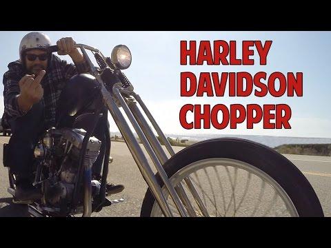 1966 Harley Davidson Chopper Born Free 6 Invited Builder Caleb Owens