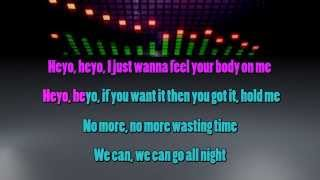 Rita Ora - Body On Me feat. Chris Brown (KARAOKE/INSTRUMENTAL)