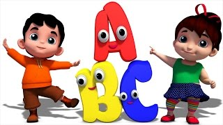 Junior Squad - ABC Song | Learning ABC | Songs For Children | Video For Kids