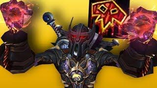 BLOODTHIRST SPAM! (5v5 1v1 Duels) - Fury Warrior PvP WoW Legion 7.3.5
