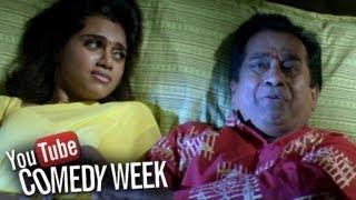 Ek Niranjan Movie || Ali, Abhiyana Sri & Brahmanandam Comedy Scene