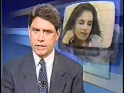Jornal Nacional morte de Cláudia Magno 1994
