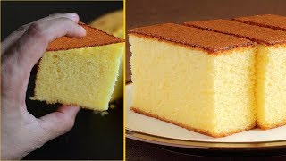 ★ Easy Sponge The Cake Recipe | Happy Birthday Cake | How Sponge Cake Recipe@ Guru