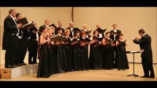 Song Of Nature - Vancouver Chamber Choir | Composed By Joshua Yang