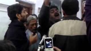 Ran Me Thi ye Zainab Anjuman-e-Hashmiya 1st Moharram